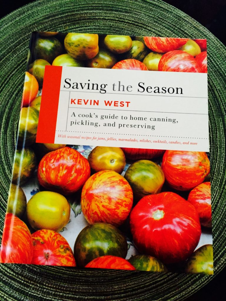 West wrote the book Saving the Season, which Mellen bought as a gift for Tommy since he didn't attend this workshop.