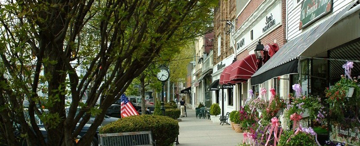 Downtown Greenwich Photo Credit: Google Images